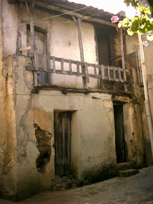 Fotografie di alcune case e vie del comune di das vibo for Fotografie di case